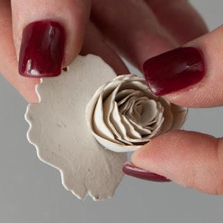 Razzle Dazzle Rose Handmade Paper Flowers