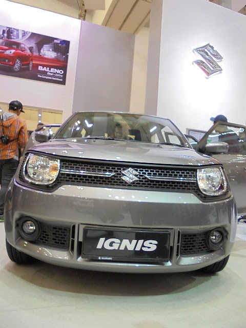 suzuki ignis car of the year
