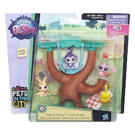 Littlest Pet Shop 3-pack Scenery Irisa Dawdler (#247) Pet