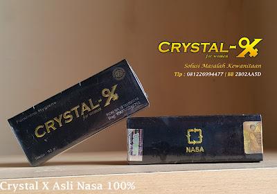 Pusat Crystal X Tegal