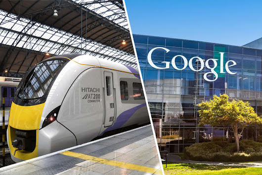 Google Partners With Indian Railways, Changes Digital India Vision ~ Kickedface