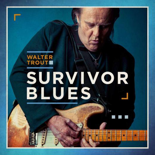 WALTER TROUT - Survivor Blues (2019) full