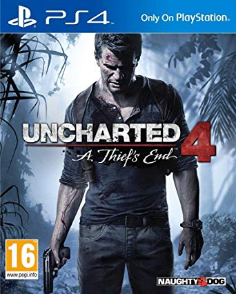 [PS4]  Uncharted 4 A Thief's End  download