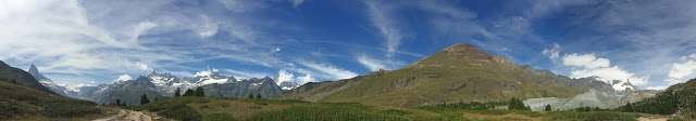Matterhorn Panorama, Sleachmour Adventures