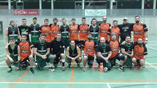 FLAG FOOTBALL - Milicia Astur y Foxes 82 repiten como campeones de Asturias