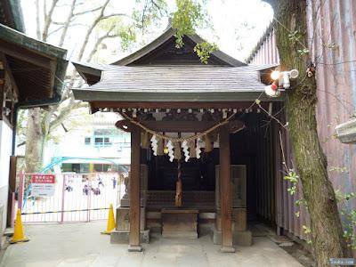 福島天満宮吉高稲荷神社