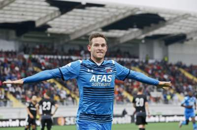This Janssen guy can finish - his story and video