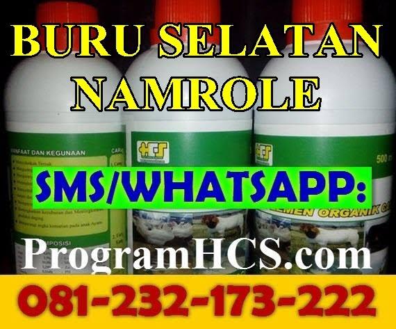 Jual SOC HCS Buru Selatan Namrole
