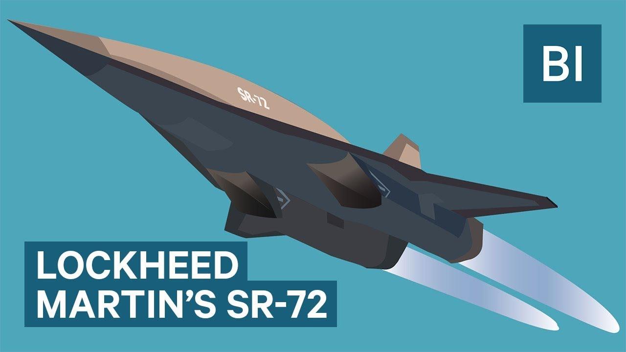 Lokheed Martin's SR-72