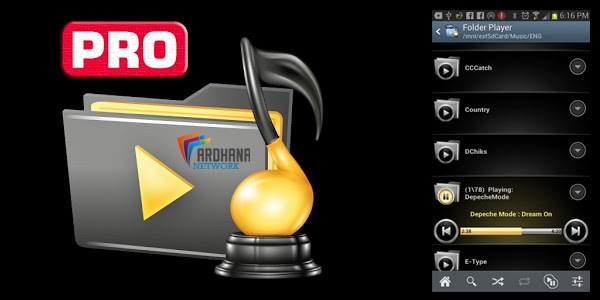 Folder Player Pro v3.8.2 Apk