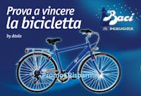 Logo Perugina e Baci: prova a vincere una delle esclusive Biciclette Baci Perugina
