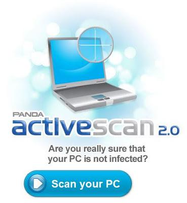 Panda-Active-Scan