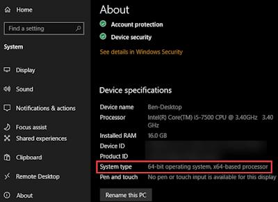 Perbedaan Antara Windows 32-Bit dan 64-Bit-3