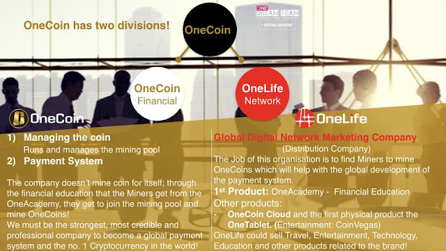 OneLife and OneCoin?: How To Earn With Onelife and OneCoin?