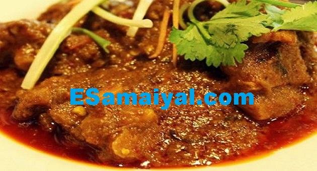 மட்டன் டிக்கா மசாலா செய்முறை / Mutton Tikka Masala Recipe !