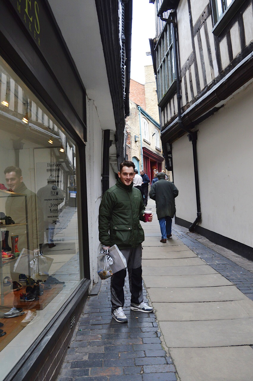 Shrewsbury, lifestyle bloggers, FashionFake blog