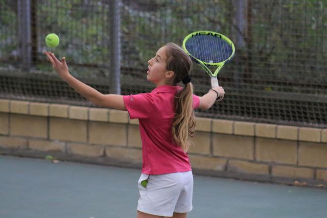 Campeonato Individual Escolar de Tenis de Bizkaia del Club Ibarreta