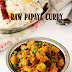 Raw papaya curry / Green papaya sabzi / 8 poriyal recipes video