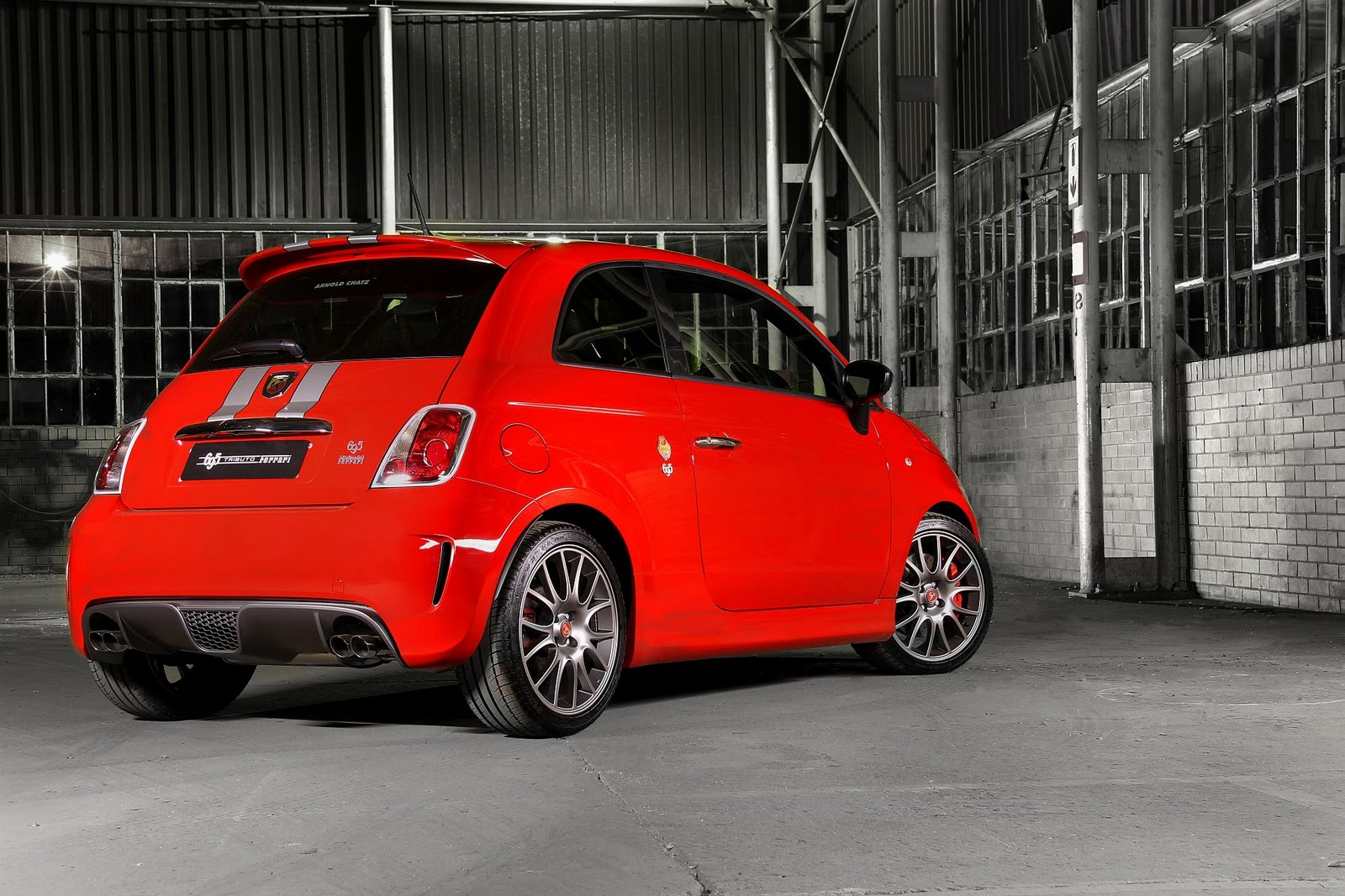 expensive fiat abarth 695 tributo ferrari now here bmw car gallery image. Black Bedroom Furniture Sets. Home Design Ideas