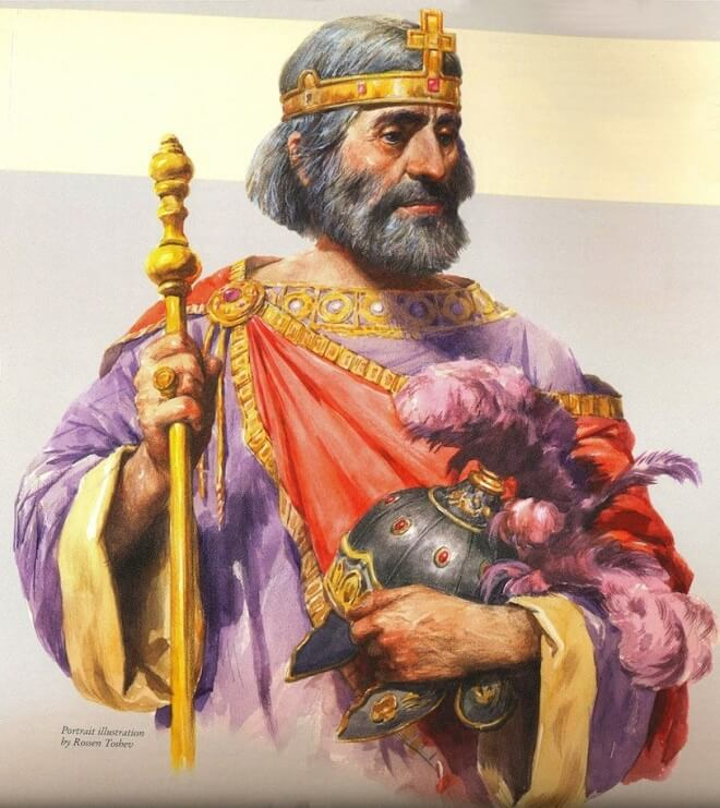 Maharaja Heraclius