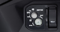 Secure Key Shutter Honda Vario 150 eSP