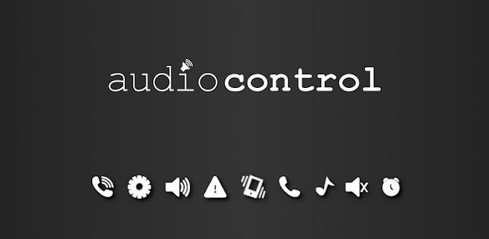 احدث نسخه برنامج متحكم الصوتAudio Control V1.7.8 Android Apk App