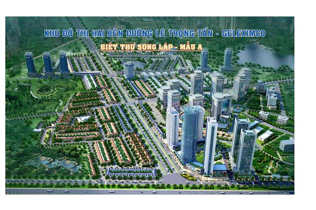 khu đô thị the green manor lê trọng tấn