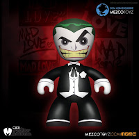 Mezco San Diego Comic-Con 2016 Exclusive Mez-Itz DC Comics Mad Love Joker and Harley Quinn Figure Pack