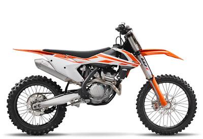 Motor KTM 250 EXC-F