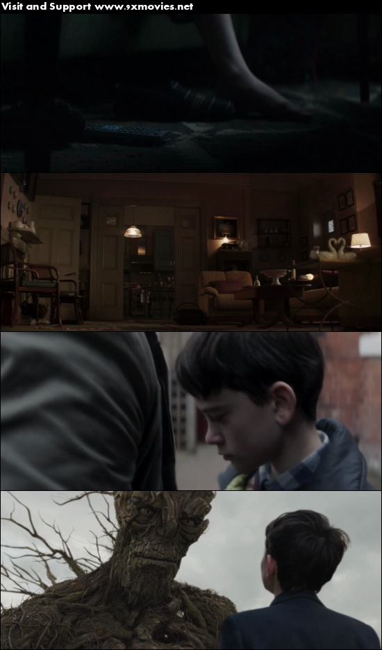 A Monster Calls 2016 English 720p WEB-DL