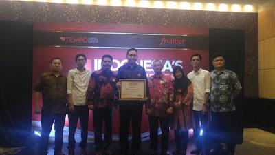MUBA RAIH PENGHARGAAN INDONESIA ATTRACTIVENESS AWARD 2016