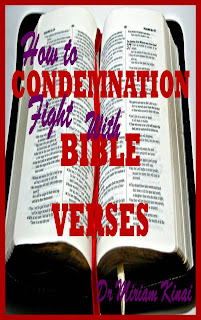 How to fight condemnation with Bible verses