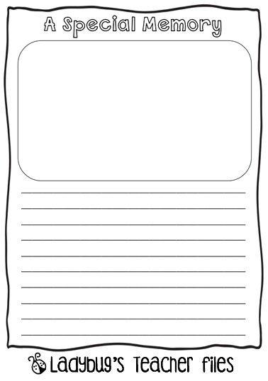 Special writing paper