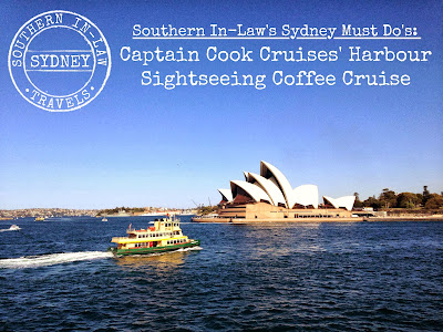 Captain Cook Cruises Coffee Cruise Review