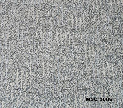 sàn nhựa galaxy giả thảm MSC 2006