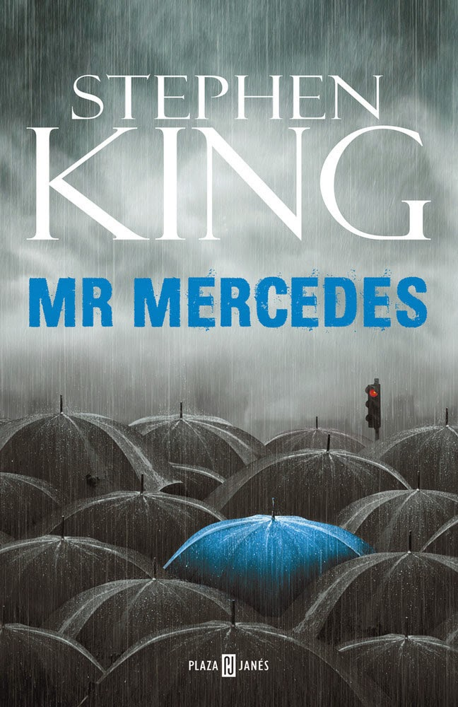 Portada Mr Mercedes de Stephen King
