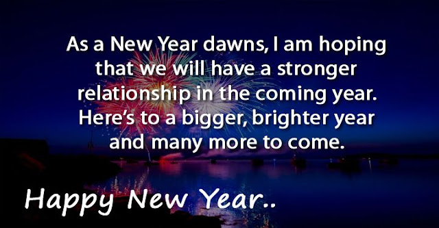 Happy New Year Images And Quotes