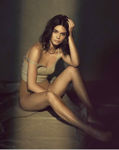 Musas do Instagram: Kendall Jenner