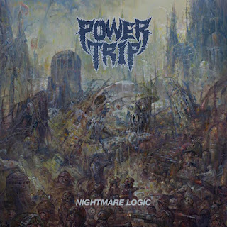 "Power Trip - ""Executioner's Tax (Swing of The Axe)"" from the album ""Nightmare Logic"" (album)"