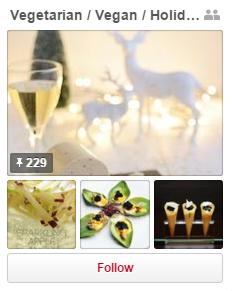 Vegetarian / Vegan / Holiday / Christmas / New Year's   Pinterest
