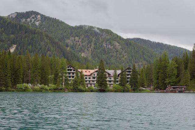Seerundweg Pragser Wildsee  Lago di Braies  Südtirol 01