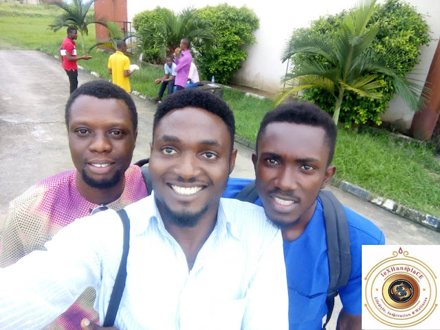 Emma Okoi CEH (A certified ethical hacker), lexhansplace and josseycomedian
