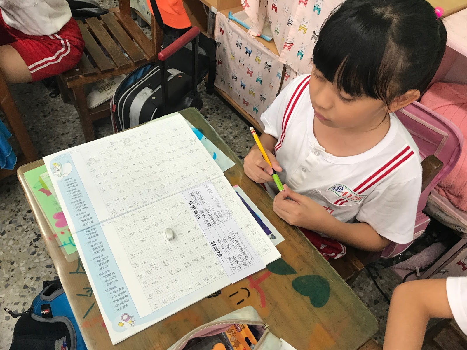 「正」想對你說: 國語文教學─讓學生自己批改作文