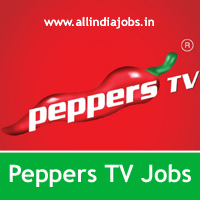 Peppers TV Jobs