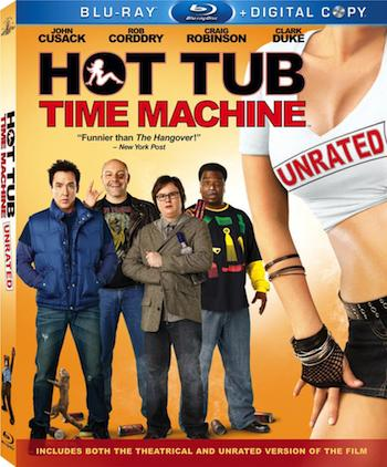 Hot Tub Time Machine 2010 Dual Audio BluRay Download