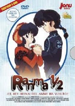 Ranma 1/2 Serie completa Audio Latino
