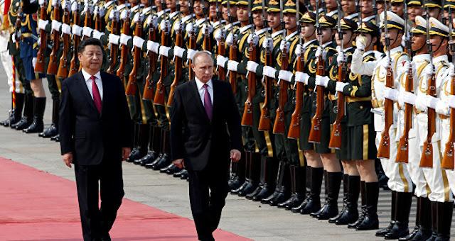 Rússia e China podem ter interferido no referendo sobre Brexit