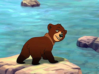 Koda river Brother Bear 2003 animatedfilmreviews.filminspector.com