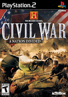 The History Channel: Civil War a Nation Divided [ Ps2 ] { Torrent }