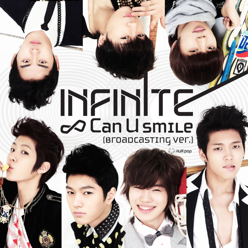 [Single] Infinite – Can U Smile